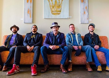 Timucua Arts Foundation kicks off 2021 in-person live concerts with Jon Roniger and the Good for Nothin' Band