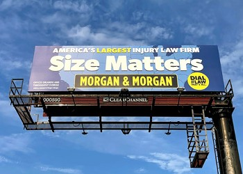 John Morgan's marketing department argued over a nationwide dick joke. Half of them were later fired