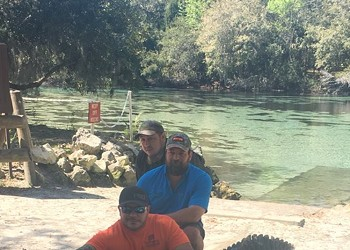 Officials remove 13-foot gator from swim area at Florida spring