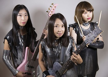 Beloved Japanese cult band and alt-rock influencers 