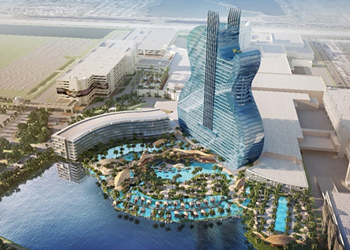 Hard Rock Hotel and Casino plans to build a 450-foot tall guitar building in Florida