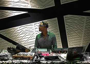 King Britt imagines possible worlds and new realities with Fhloston Paradigm