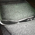 Snow fell in Florida for the third time this year