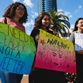Thousands attend intersectional reckoning at Orlando Women's March
