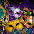 Celebrate Fat Tuesday on a Saturday at the downtown Mardi Gras Pub Crawl