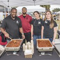 Orlando Chili Cook-off brings more than 100 different recipes to Festival Park