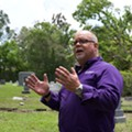 Orlando cemetery sexton asks the public not to steal flowers from graves for Valentine's Day