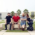 Resurrected '90s indie rockers Pohgoh bounce into the Falcon