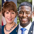 Florida's Democratic candidates for governor will debate in Tampa this April