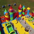 The 'World's Biggest Bounce House' comes to Orlando this weekend