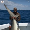 Florida authorities are investigating Von Miller after posing with what is probably a very dead shark