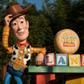 Disney erects giant Woody at Hollywood Studios