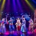 Wait, did Disney just announce a new stage show for Walt Disney World?