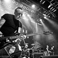 Peter Hook brings surprisingly satisfying tribute to Joy Division and New Order back to the Plaza Live