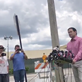 Here's Marco Rubio getting blasted by hecklers outside a Florida immigration detention facility