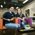 Michael Brito and Christina Gribkowsky are out to set new standards with Cafe Linger