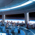 Epcot's new space themed restaurant is a lot more high-tech than we first realized