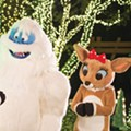 Rudolph the Red-Nosed Reindeer is sticking around at SeaWorld Parks
