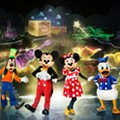 Disney on Ice: Mickey's Search Party makes its world premiere tonight in Orlando