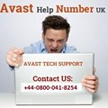 Avast Support Number UK 08000418254