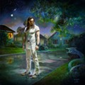 Andrew W.K. demonstrates the power of positive partying at the Beacham this week