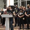 Orlando activists call for termination of police officer who called people 'savages'