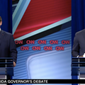 Gillum, DeSantis bash each other in first debate of Florida governor's race