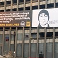 Billboard designed by Parkland victim's father takes shot at Florida gun laws