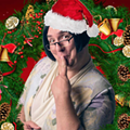 Fringe favorite Mike Delamont returns with 'God Is a Scottish Drag Queen Christmas Special'