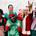 Get free Christmas Eve gumbo with Bad Santa and Eugene Snowden at Will's Pub