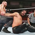 WWE Monday Night Raw comes to Orlando for a night of body slams