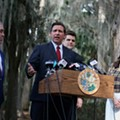 Gov. Ron DeSantis says Florida should change law and allow patients to smoke medical marijuana