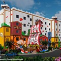 A pirate-themed hotel is coming to Legoland Florida in 2020
