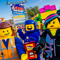 Everything will be awesome when Legoland's new Lego Movie World opens this March