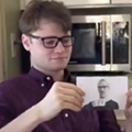 Diplo once stole records from WPRK, so a Rollins student ate a picture of him every day until he admitted it