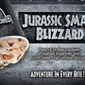 """DQ rolls out """"Jurassic World""""-themed Blizzard in time for June 12 film release"""