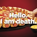 Pizza Hut's new hot dog pizza is a deathtrap