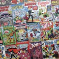 Fill some gaps in your comic collection when the Comic Book Connection hits town this weekend