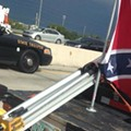 Road rage incident over Confederate flag results in fight on I-4