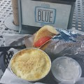 New nosh: Greek mac 'n cheese at Mediterranean Blue on Thursdays