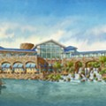 Universal Orlando releases details on new Sapphire Falls resort