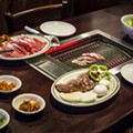 Do-it-yourselfers indulge in Korea House's all-you-can-eat meatfest