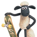 Aardman's Shaun the Sheep TV series is more cute than clever