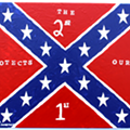 George Zimmerman is raffling a Confederate flag painting to support 'Muslim-free' gun shop