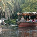 Disneyland now has a $300 Jungle Cruise breakfast