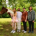 Indie rock revivalists Speedy Ortiz play Will's Pub this week