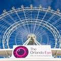 The Orlando Eye, an attraction known for operating sometimes, is operating again