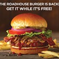 Logan's Roadhouse is giving away free burgers today