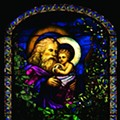 Morse Museum decorates Central Park with Tiffany glass windows for annual Christmas in the Park concert