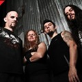 One of Orlando's best metal bands, 5 Billion Dead returns to blast faces at Haven Lounge